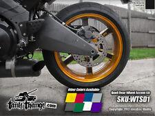 Buell 02-10 XB9 XB12 1125 xb1 xbr Lightning Firebolt Ulysses Wheel Accent Kit