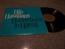 """Hilo Hawaiians """"Honeymoon In Hawaii"""" LP"""