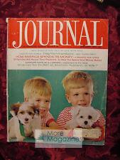 LADIES HOME JOURNAL January 1961 A J CRONIN RUMER GODDEN +