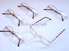5 x Lesebrillen Brillen Stärke + 2,00 mit Federung G
