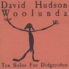 NEW Woolunda: Ten Solos for Didgeridoo (Audio CD)