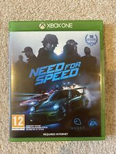Need for Speed (Microsoft Xbox One, 2015) - Mint Condition - Free Postage