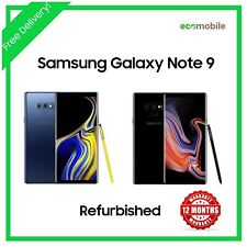 Samsung Galaxy Note 9 - 128GB - Unlocked Single SIM - PRISTINE