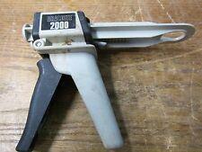 Ardalite 2000 Loctite 983531 Applicator Gun For 50ml 1:1 Ratio Plunger