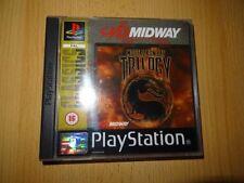 Jeux vidéo Mortal Kombat pour Sony PlayStation 1