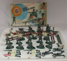 Painted Plastic 1914-1945 1:32 Toy Soldiers 21-50