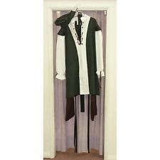 Men's Green Cream Medievale Nobile Costume Grande (117)