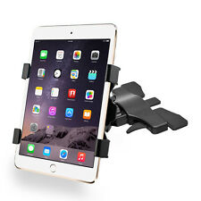 1PC Car Big Size Phone Holder Ipad Available Mount CD Slot 360° Rotated Support