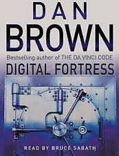 Digital Fortress by Dan Brown (Audio cassette, 2004)