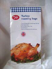 BACO saveur Seal Four grillage Sacs 2 Extra Large Sacs Pour La Turquie BACOFOIL