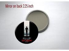 "The Crow Brandon Lee Grunge 90's Revenge Movie 2.25"" Pocket/Purse Mirror"