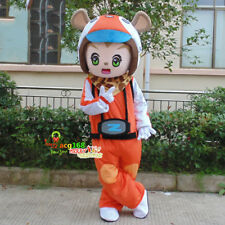 Halloween Boy Mascot Costume Suits Cosplay Party Game Dress Outfits Adults Size