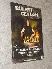 Bülent Ceylan,Musikplakat,Plakat,neu.Berlin,Tourplakat,2015
