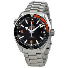 Omega Seamaster Planet Ocean Automatic Pepsi Bezel Men's Watch