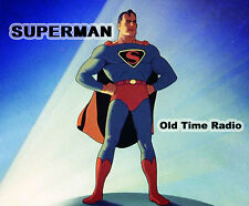 SUPERMAN - OTR - Old Time Radio Show 171 Episodes -  MP3 CD