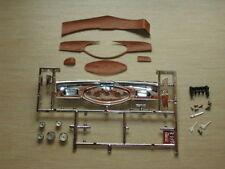 1/8 Pocher Rivarossi Mercedes K74 Dashboard + Cover +  Accessories New !!
