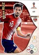 Panini WM Russia 2018 -  Nr. 69 - Bryan Ruiz - Team Mate