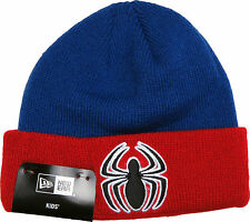 Spiderman New Era Infants Hero Cuff Beanie (0 - 2 years)