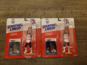 1988 Michael Jordan Starting Lineup Basketball Figure Chicago Bulls