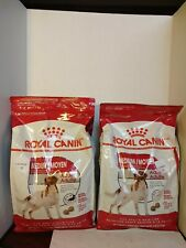 Royal Canin Medium Adult Dog Food Lot of 2 / 6 Pound Bags