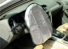 Car Steering Wheel Cover Sun shade Side window Sun visors Heat Reflector