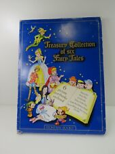 041-Treasury Collection Of Six Fairy Tails Stoneway Huge Storybooks