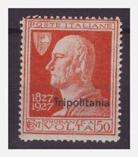 TRIPOLITANIA 1927 - VOLTA   PUNTO  DOPO 50 CENT.  NUOVO **