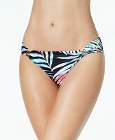 Bar Iii Tie-Dyed Cheeky Hardware Bikini Bottoms MSRP $59 Size M # UB2 185 NEW