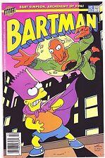 BARTMAN#2 VF/NM 1994 BONGO COMICS