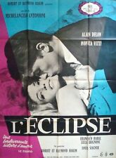 L'ECLISSE ECLIPSE French Grande movie poster 47x63 ANTONIONI ALAIN DELON VITTI
