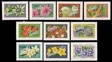 Vanuatu 2006 - Mi-Nr. 1284-1293 ** - MNH - Blumen / Flowers