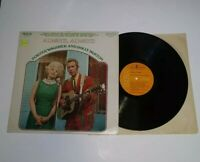 Porter Wagoner And Dolly Parton ALWAYS, ALWAYS   Promo!! RCA Victor LP