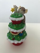 Charming Tails - Merry Christmas Cupcake 2011