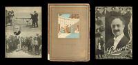 1917-18 Schedule of Long Beach Redpath Lyceum Bureau The Montague's Montraville