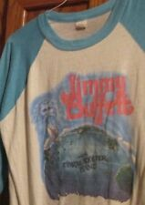 Vintage JIMMY BUFFETT and the Coral Reefer Band jersey tee T Shirt size XL