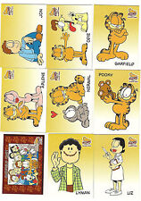 Garfield Movie Trading Card Set Of 100 Cards