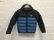 Chelsea FC Official Boys Football Padded Coat Jacket - 4-5 Years - Blue - New