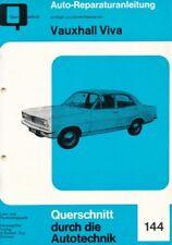 Vauxhall Viva (66-70) - Reparaturanleitung