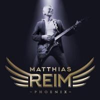 MATTHIAS REIM Phoenix   CD  NEU & OVP