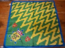 PALIO DI SIENA - Fazzoletto Contrada BRUCO 80 x 80 NUOVO - foulard scarf new!
