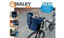Trasportino cestino per bicicletta Walky Basket + ganci supplementari