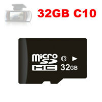 32GB Memory Card TF Flash Memory Micro Class 10 For HD Camera DVR