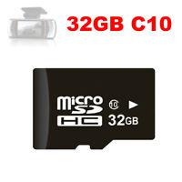 32GB Memory Card TF Flash Memory Micro Class 10 For HD Camera DVR