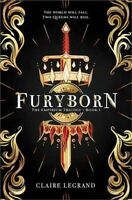 Furyborn, Hardcover by Legrand, Claire, Like New Used, Free P&P in the UK