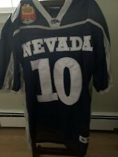 Colin Kaepernick Nevada Badgers College STITCHED Jersey