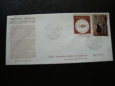GABON - enveloppe 1er jour 8/1/1969 (cy74)