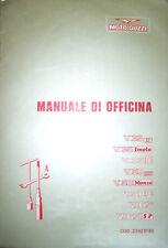CD MANUALE OFFICINA MOTO GUZZI V35 II-IMOLA-C V50 III-MONZA - C V65 - V65 SP prm