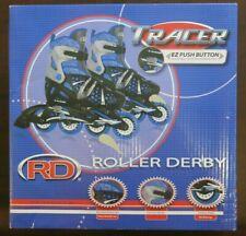 Roller Derby Tracer Boys Roller Skates Adjustable Size Medium 2-5