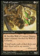 MTG 4x WALL OF CORPSES - Mirage *Wall Removal*