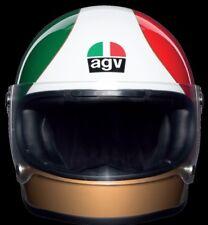 2018 AGV X3000 Giacomo Agostini edizione limitata RETRO CAFE RACER CASCO